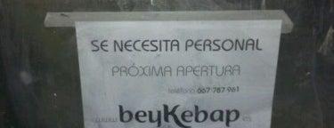 Beykebap is one of Ofertas de Trabajo Restauración Madrid.