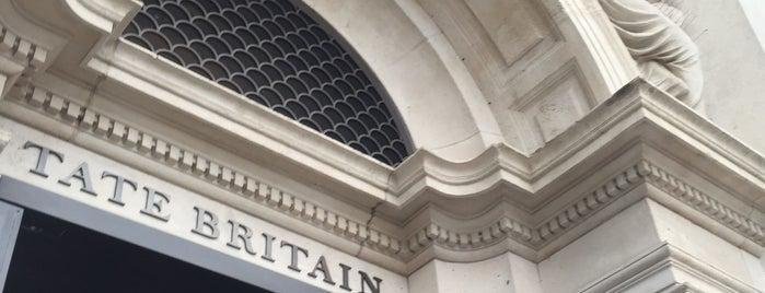 テート ブリテン is one of À faire à Londres.