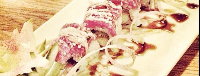 Miyabi Sushi is one of İstanbul Yeme&İçme Rehberi - 5.