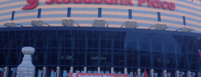 Canadian Tire Centre is one of Sporting Venues To Visit.....