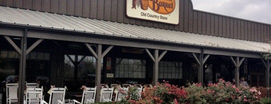 Cracker Barrel Old Country Store is one of Cole'nin Beğendiği Mekanlar.