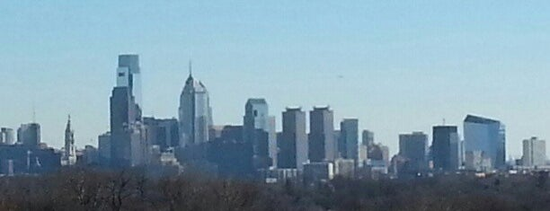 Belmont Plateau is one of Romantic Philadelphia.