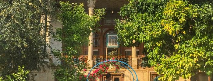 خانه تاریخی سعادت | Saadat Historic House is one of Trevor'un Beğendiği Mekanlar.