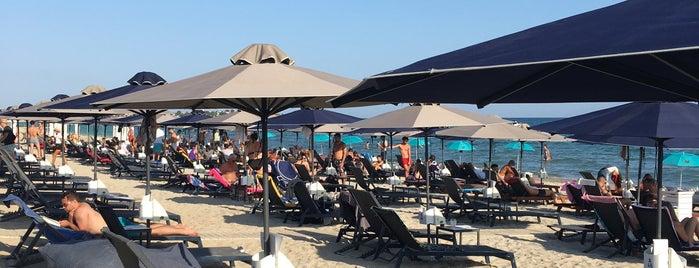 The Beach Bar - west side is one of Mehmet Ali 님이 좋아한 장소.