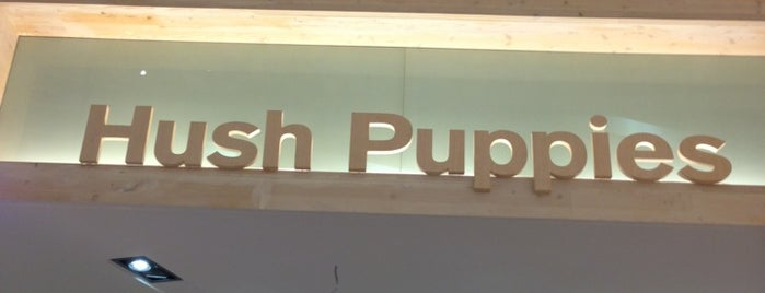 Hush Puppies is one of Sebastian's Saved Places.