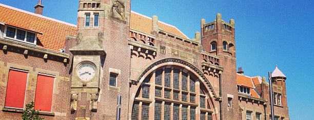 Station Haarlem is one of amsterdam.