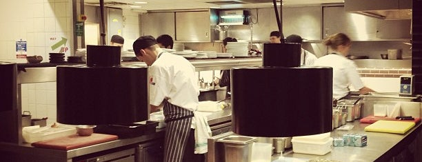 Marcus is one of Michelin Starred Restaurants in London.