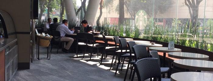 Starbucks is one of Tempat yang Disukai Marcela.
