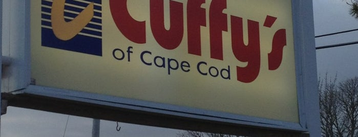 Cuffy's is one of Cape Cod.