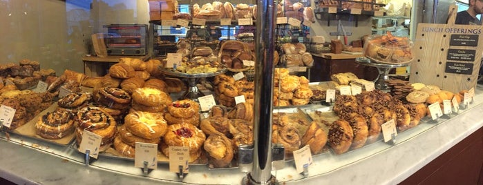 Seven Stars Bakery is one of Providence.