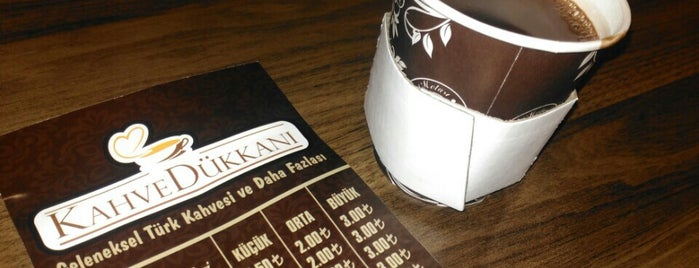 Kahve Dükkanı is one of Lugares favoritos de Şule.