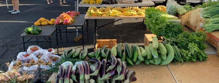Farmers Market at Coconut Marketplace is one of kauai.