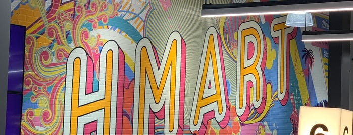 H-Mart is one of Lugares favoritos de Jolie.