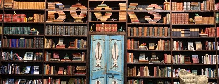 Verbatim Books is one of Bookshops - US West.
