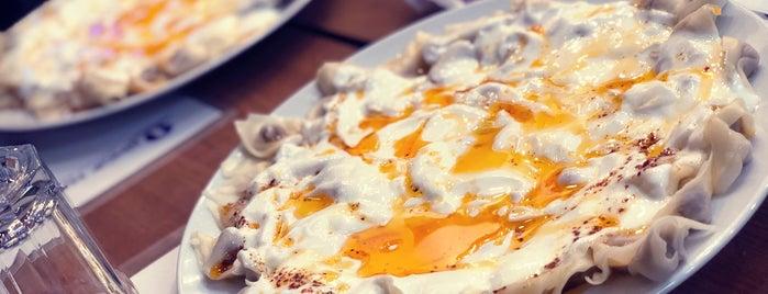 Sinop Mantı is one of Istanbul |Food|.