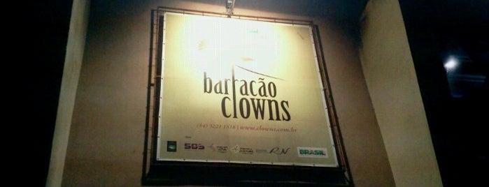 Barracão Clowns is one of Danina : понравившиеся места.