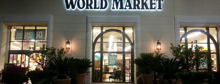 Cost Plus World Market is one of Krista : понравившиеся места.