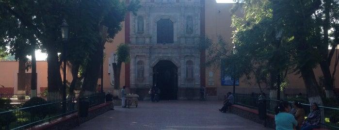 Jardin Santa Maria is one of Orte, die Jorge gefallen.