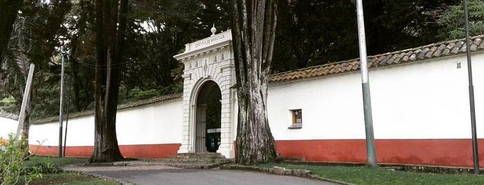 Casa Museo Quinta de Bolívar is one of Colombia.