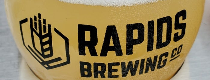 Rapids Brewing Company is one of Grand Rapids, MN.