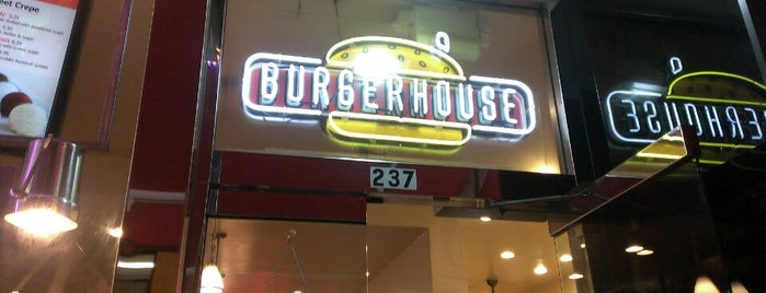 Burgerhouse is one of Bizzare foods.