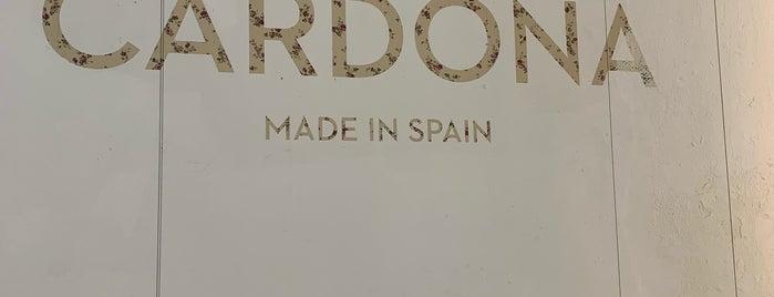 Magro Cardona is one of MADRID.