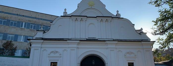 Брама Заборовського is one of kyiv.