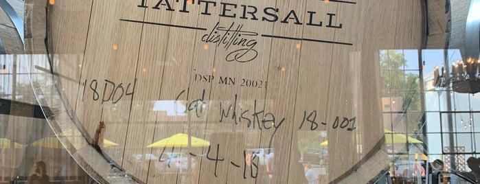 Tattersall Distilling is one of Drinks.