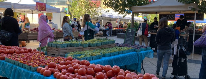 Columbia Heights Farmers Market is one of Stacy'ın Beğendiği Mekanlar.