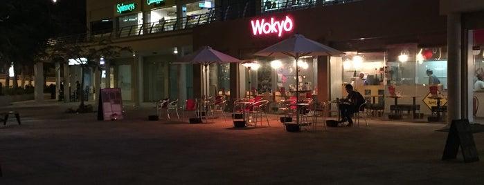 Wokyo Noodle Bar is one of Dubai.