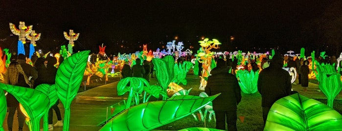 Lumino City is one of NYC Activities.