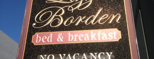 Lizzie Borden's Bed & Breakfast / Museum is one of USA.