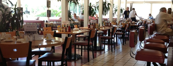 Rick's Restaurant & Bakery is one of Welcome to the Coachella Valley.