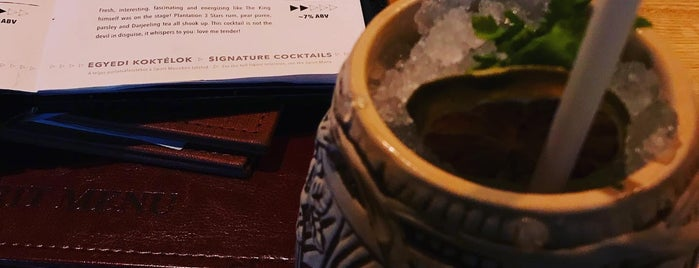 GoodSpirit Whisky & Coctail Bar is one of CEE.