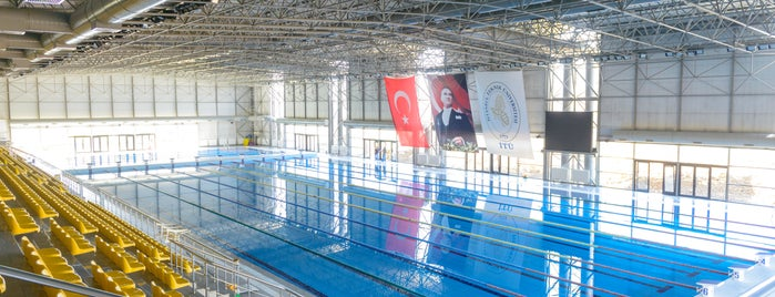 İTÜ Olimpik Yüzme Havuzu is one of Spor Tesisleri.
