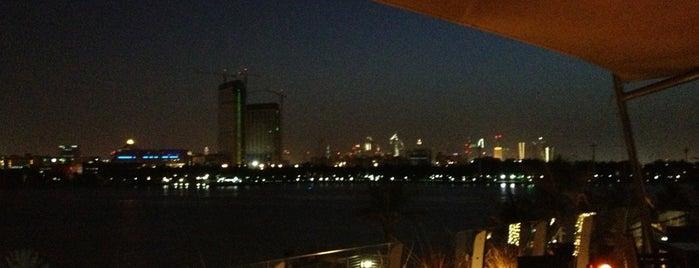 Dubai Creek Golf & Yacht Club is one of Abu Dhabi & Dubai, United Arab emirates.