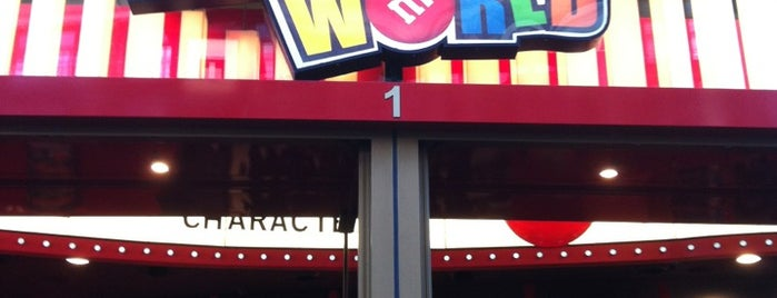 M&M's World is one of Places to Visit in London.