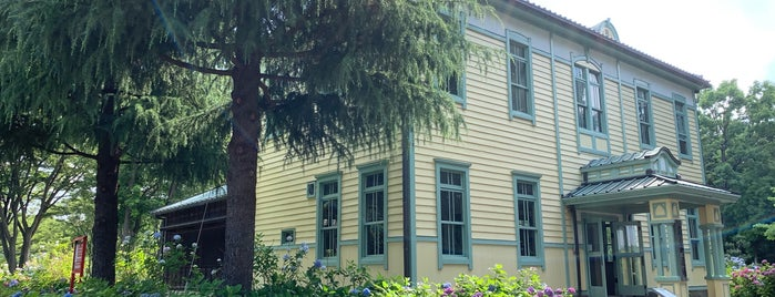旧府中町役場庁舎 is one of ロケ場所など.