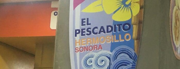 El Pescadito is one of สถานที่ที่ Penelope ถูกใจ.