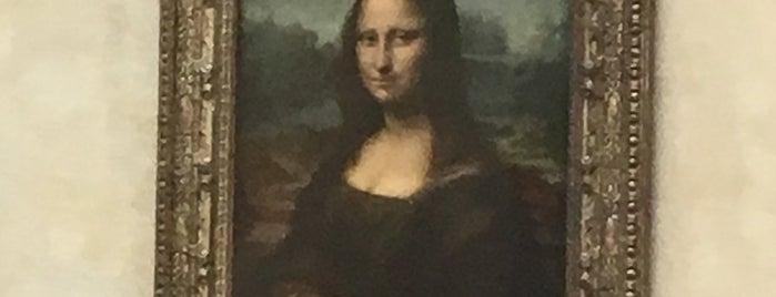 Musée du Louvre is one of สถานที่ที่ Penelope ถูกใจ.
