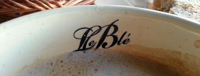 Le Blé is one of Coffee.