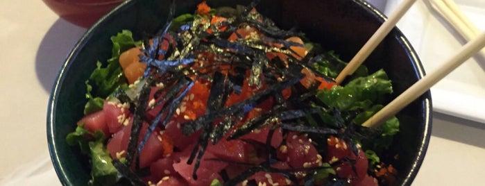 Tokyo Sushi Bar is one of Posti che sono piaciuti a Brian.