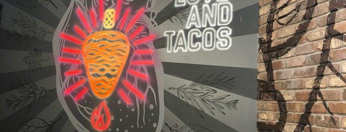 Taco Libre is one of สถานที่ที่ Jake ถูกใจ.