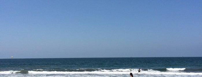 Santa Monica Beach Guard Tower 8 is one of Lieux qui ont plu à Mia.
