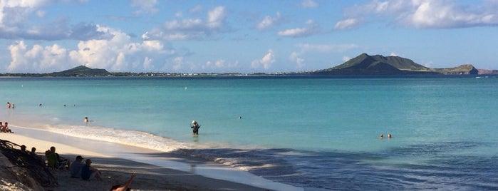 カイルア ビーチ パーク is one of The Best of Waikiki.