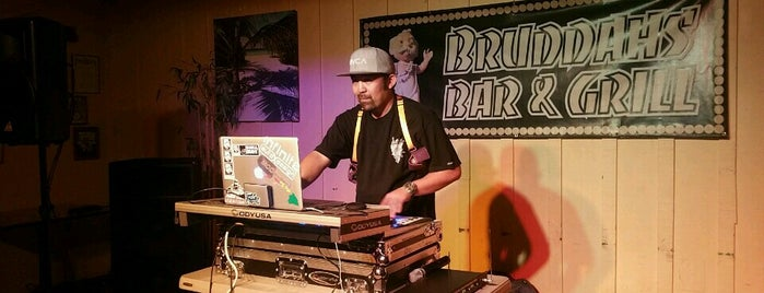 Bruddah's is one of LA To Do.