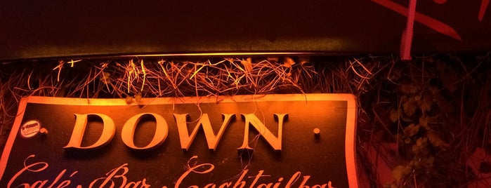 Café Down is one of Bars! In Berlin.