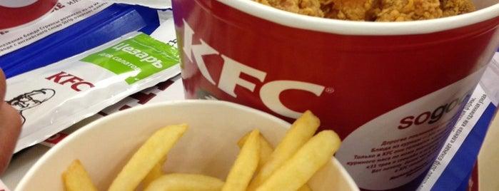 KFC is one of PayPass Piter.