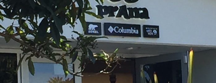 Columbia Sportswear Employee Store at prAna is one of สถานที่ที่ Xinnie ถูกใจ.