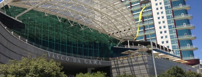 Esplanada Vasco da Gama is one of Orte, die Kleyton gefallen.